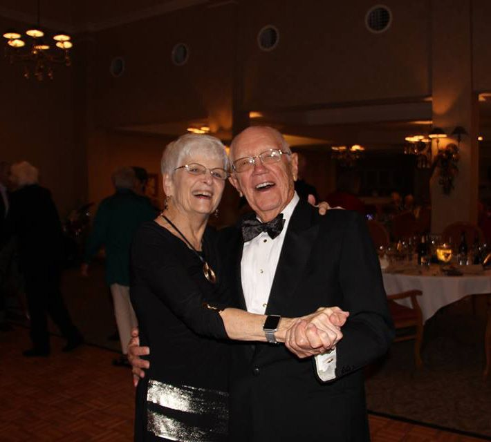 Holiday Dance at Osprey Village
